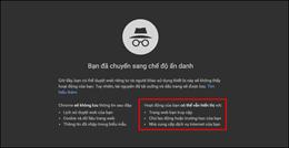3 bước chuyển tất cả trang web sang chế độ duyệt web ẩn danh trên Chrome