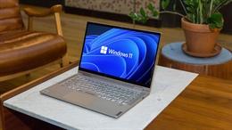 Các lỗi gặp phải trên Windows 11 Insider Preview đã được sửa