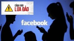 Các trang Facebook ngân hàng, tổ chức tài chính thường bị làm giả mạo để lừa đảo