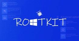 Lỗ hổng mới trên Microsoft Windows cho phép Hacker dễ dàng tự cài Rootkit