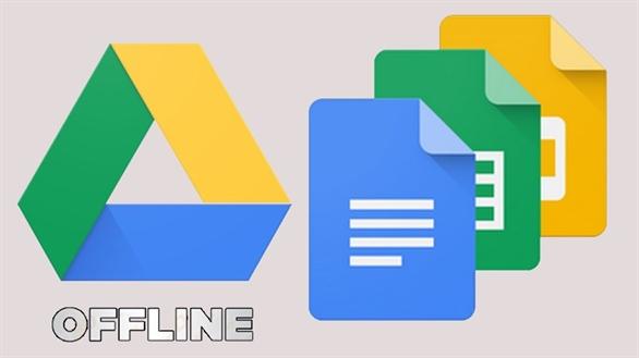 Google Drive tăng cường khả năng hỗ trợ trên web khi không có mạng